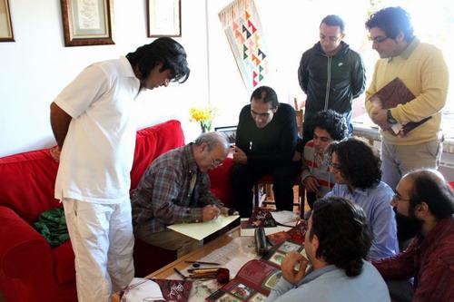 مستان و استاد کابلی